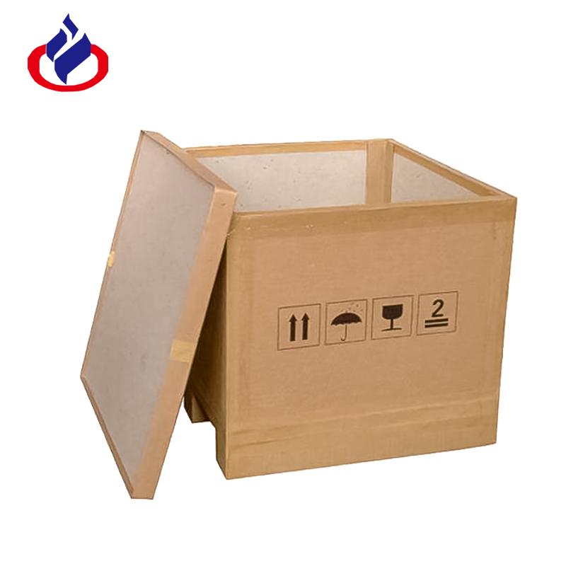重型机器设备蜂窝纸箱