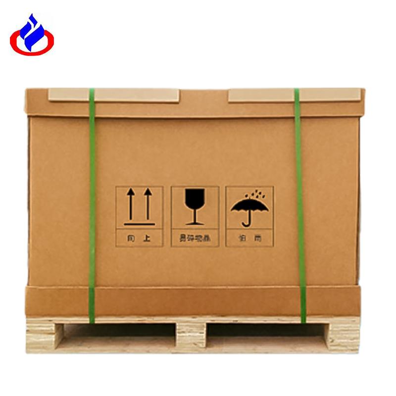 带木踏板重型纸箱