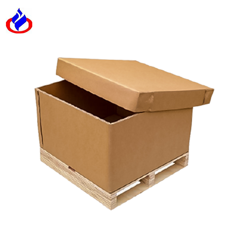 伐木重型纸箱