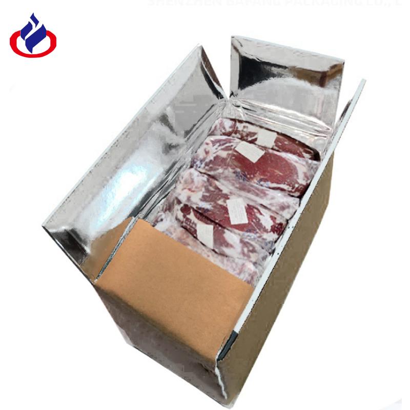 肉类保鲜纸箱