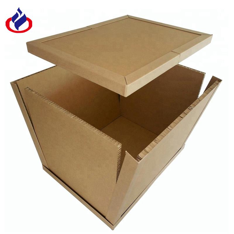 可拆分蜂窝纸箱