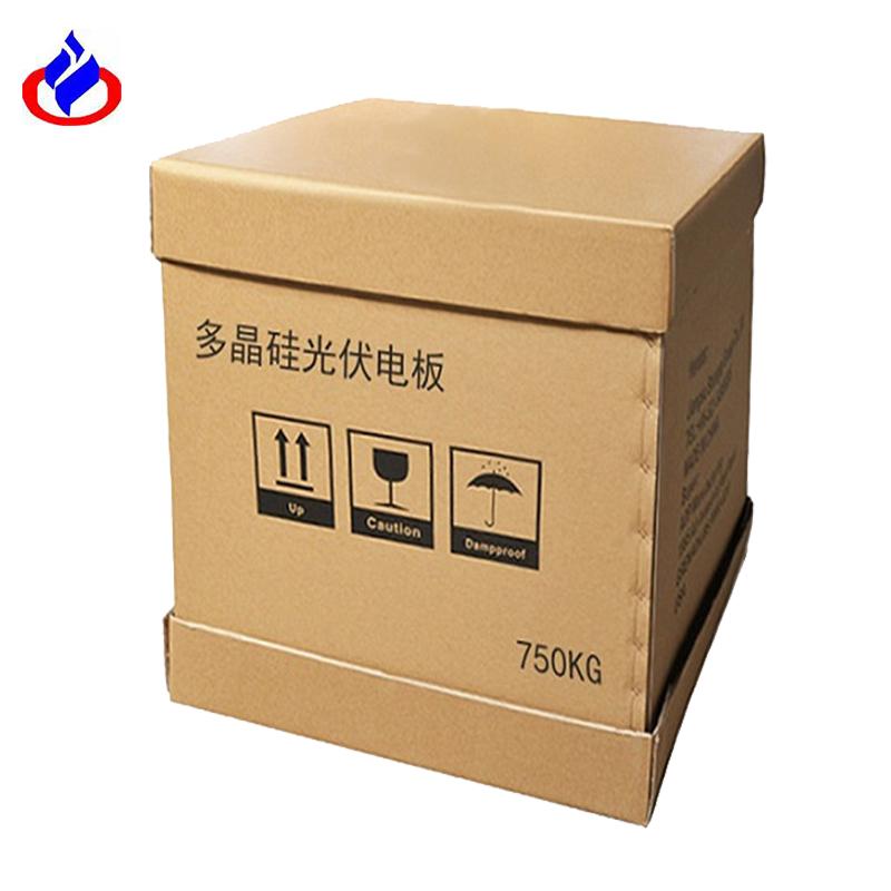 3A多晶硅光伏电板纸箱